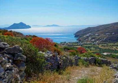 Hiking in Amorgos