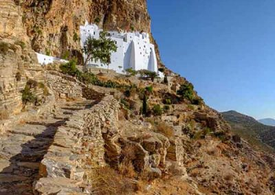 Chozoviotissa Monastery