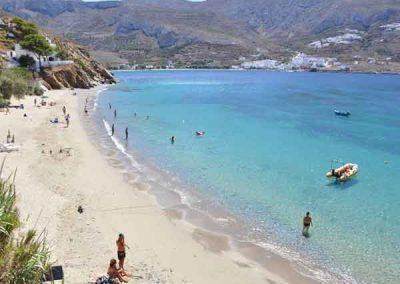 Levrosos beach